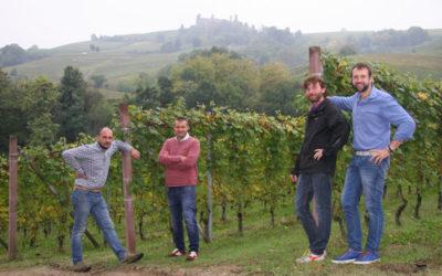 La Stampa: Quattro amici uniti dalle bollicine